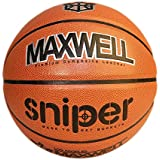 Maxwell Sniper 29.5 Official size basketball indoor only