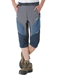 0b69c5ea6b03 Makino Men s Hiking Pants Lightweight Quick Dry Gear for Boys Summer Pants