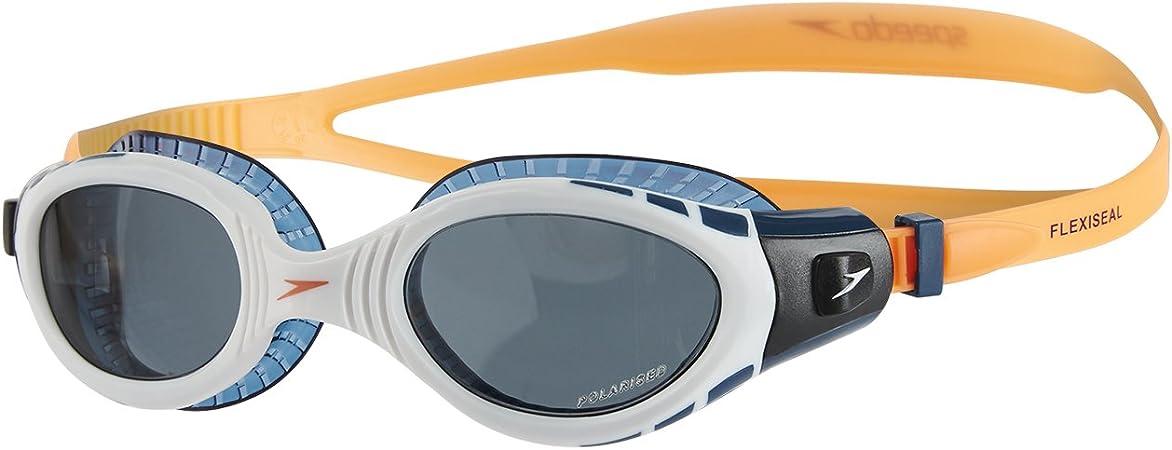 TALLA Talla única. Speedo Futura Biofuse Flexiseal - Gafas de natación para adultos