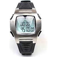 Leap Unisex professionele digitale scheidsrechter hars riem horloge