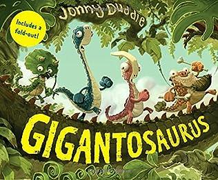 book cover of Gigantosaurus