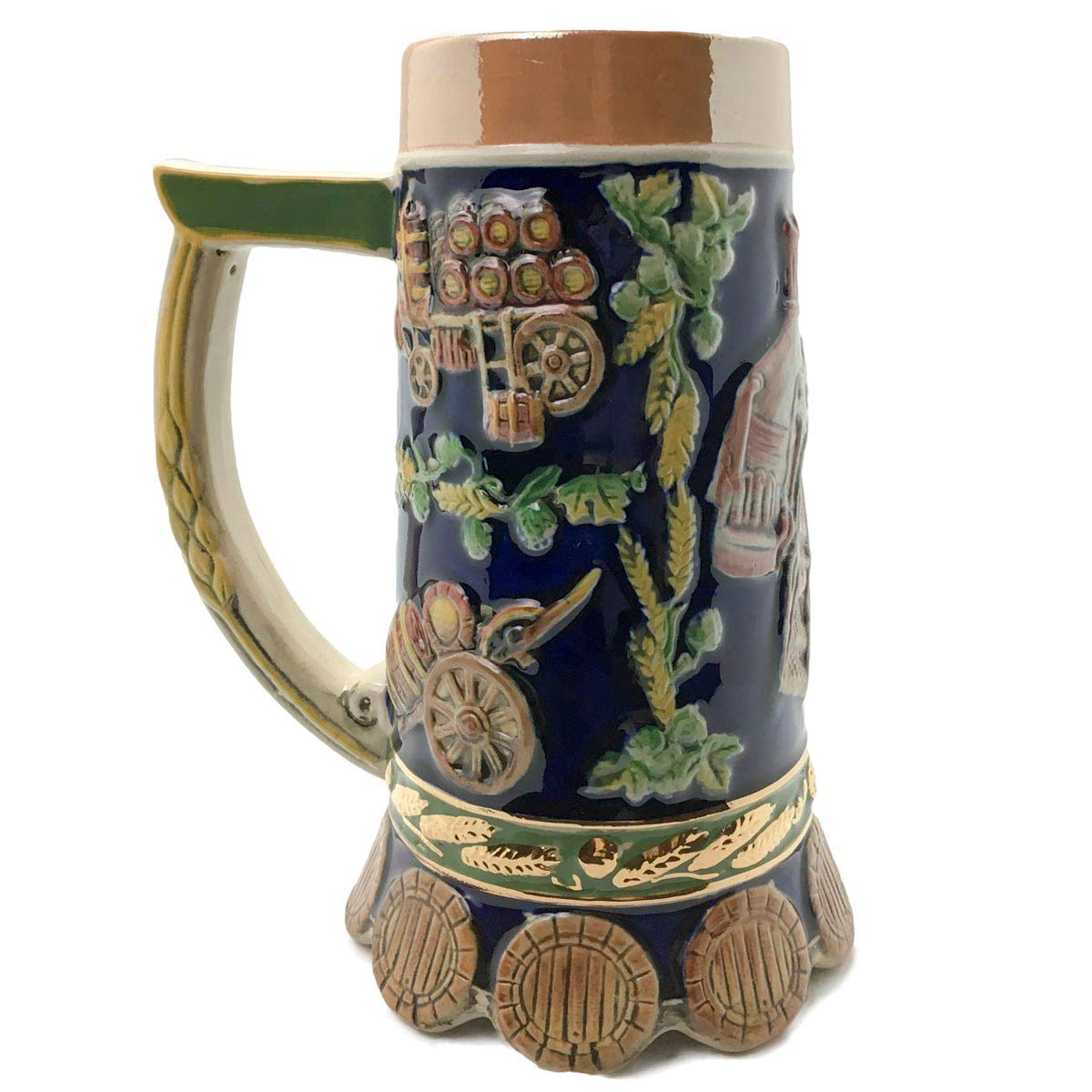 Brewing Time .85 Liter Beer Mug Beer Stein Essence of Europe Gifts E.H.G S4192