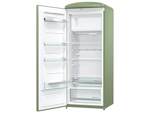 Gorenje Kühlschrank Modellnummer : Gorenje orb153ol l kühlschrank grün: amazon.de: elektro großgeräte