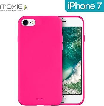 coque iphone 7 rose framboise