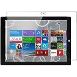 Surface Pro3 ガラスフィルム Microsoft Surface Pro 3 フィルム 専用 12インチ サーフェスプロ3 液晶保護フィルム 国産強化ガラス素材 クリア
