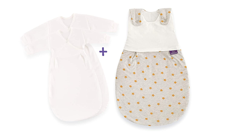 Träumeland S0103555 - Saco de dormir para bebé (tamaño 68/74 ...