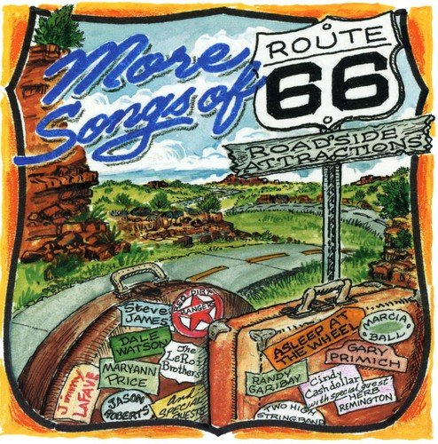 Price comparison product image More Songs of Route 66: Roadside Attractions