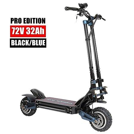 MACURY Scooter eléctrico de Alta Velocidad - Motores Dobles ...