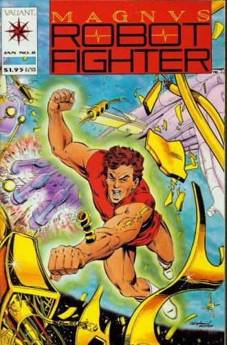 Magnus Robot Fighter #8 PDF