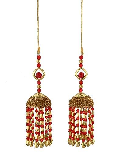 Buy Anuradha Art Red Colour Umbrella Shape Classy Traditional