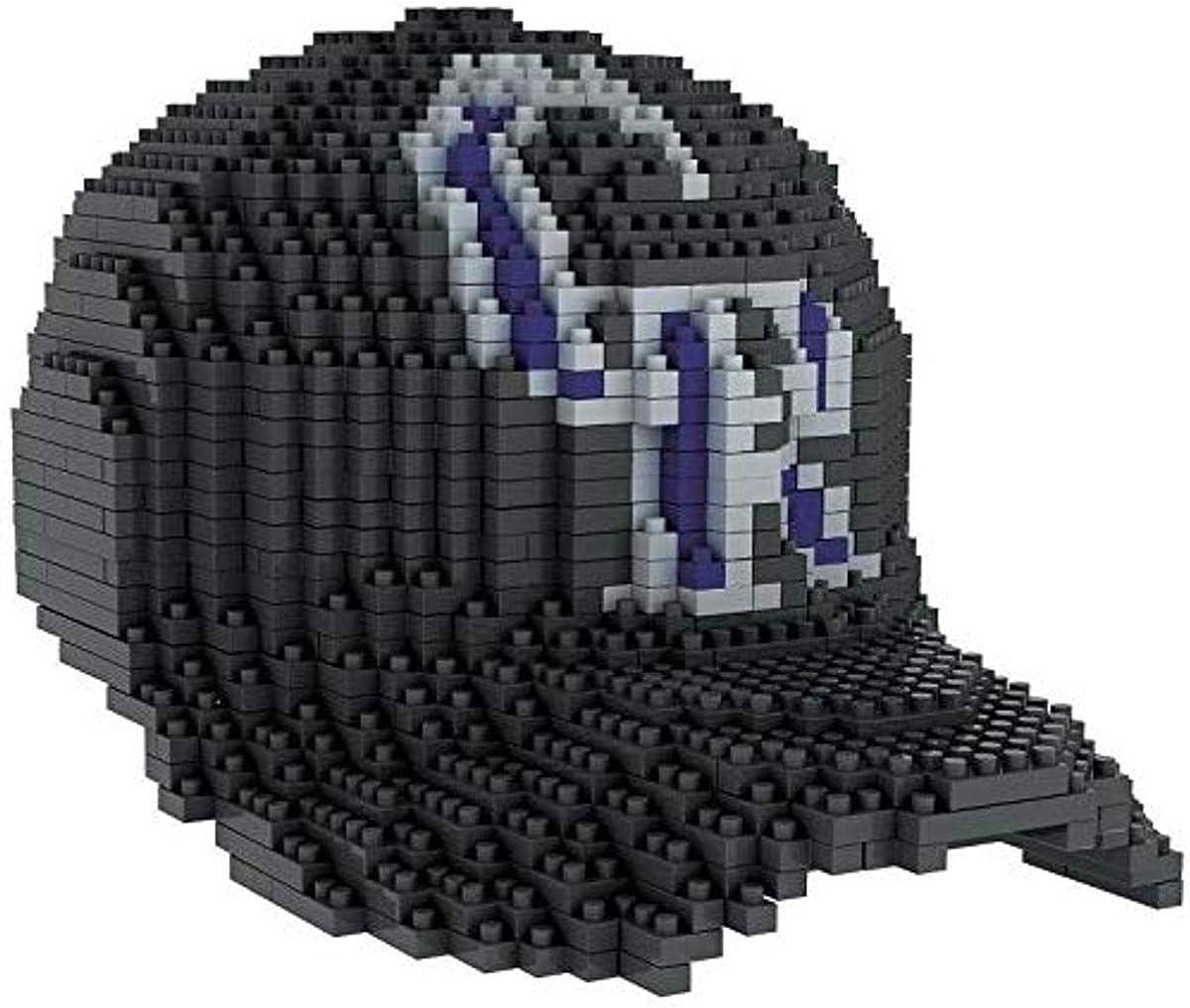 Baseball Cap Colorado Rockies 3D Brxlz