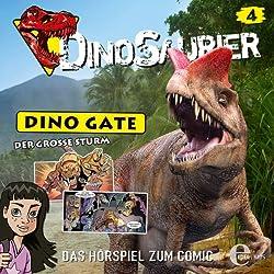 Der große Sturm (Dino Gate 4)