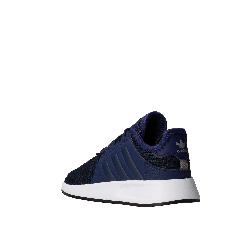 Adidas X_PLR El I, Zapatillas Unisex Bebé, Azul (Azuosc/Azuosc/Ftwbla), 23 EU