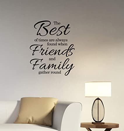 Amazon.com: Dozili The Best Times Inspirational Quote Wall ...