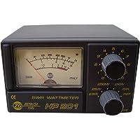 Zetagi HP201 SWR/horrendamente medidor de Potencia 2kW 3-200 MHz