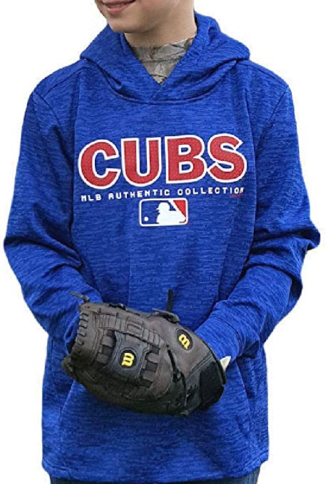 newest d9b3a 800a0 Amazon.com : Outerstuff Youth Chicago Cubs Drive Polyester ...