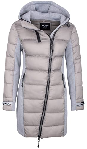 Dry Laundry - Parka 90500049 - Mujer - M - Gris