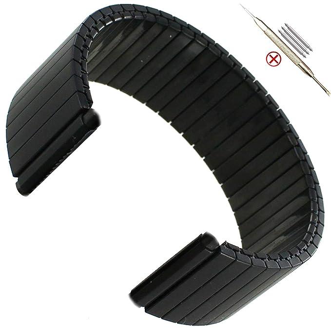 BarRan Galaxy Watch 46mm Straps, 22MM Stainless Correa Banda de ...