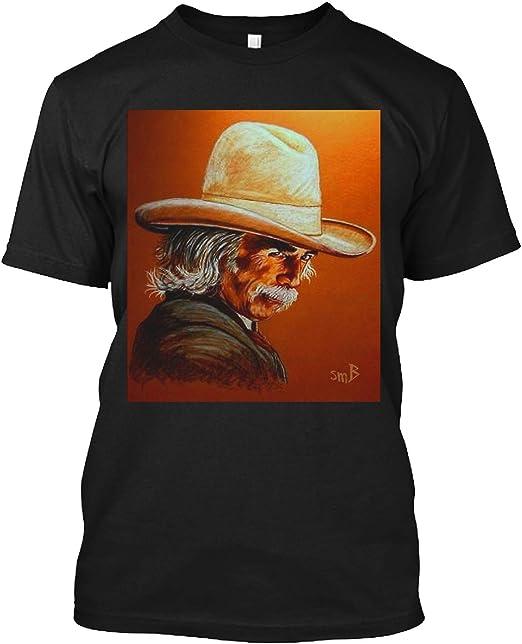 Mr Hornsbee Cowboy película pastel retrato Sam Elliott Susan ...