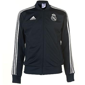 8b9474bed2fde adidas Real Madrid Polyester Jacket Chaqueta