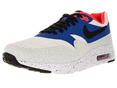 sports shoes a7db7 ef37e NIKE Men s Air Max 1 Ultra Essential Running Shoes Multicolour 11.5 UK (47  ...