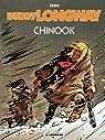 Buddy Longway - tome 1 - Chinook par Derib