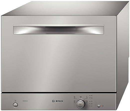 Bosch SKS50E18EU - Lavavajillas pequeño (A+ B, 7,5 litros, 0 ...