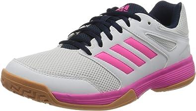 Chaussures Handball Speedcourt Femme Adidas | BlancRose
