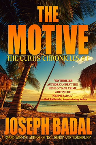 The Motive by Joseph Badal ebook deal