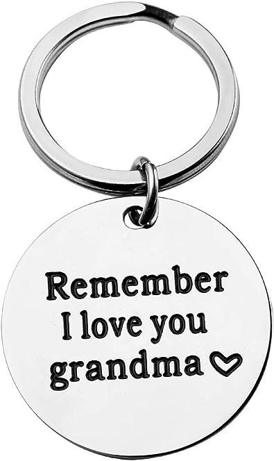 Message Of Love Best Mum Keyring Lovely Sentimental Gift Idea Mums