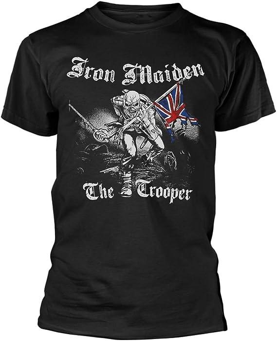 t shirt homme iron maiden