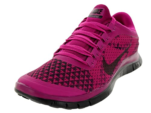 Nike Womens Free 3.0 V5 PRM Bright MagentaBlack 11.5 Medium ...