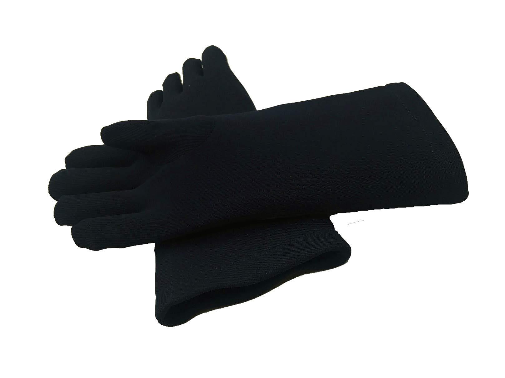 X-ray Protective Gloves,0.5mmpb,Radiation Safety Leaded Gloves for X-Ray MRI CT Radiation Protection