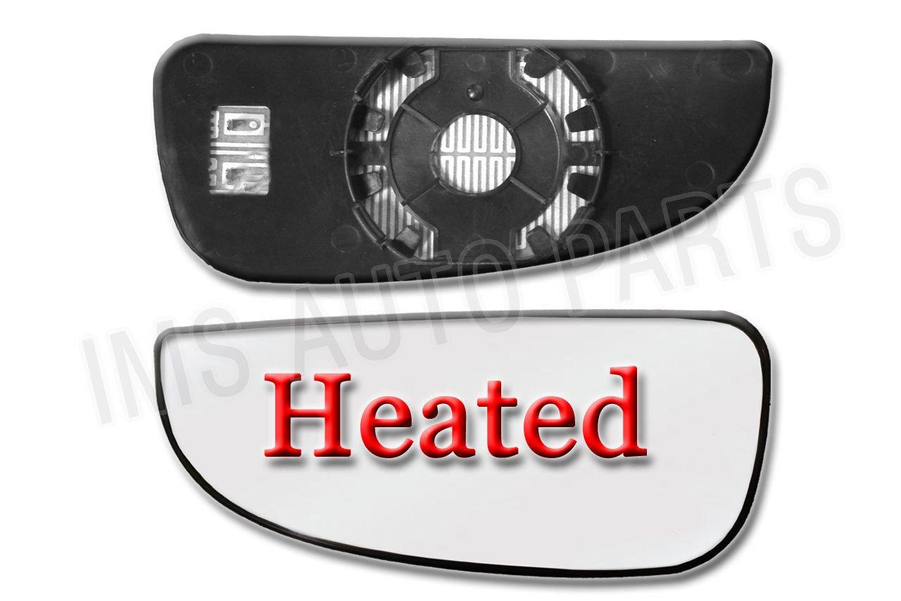 Fiat Ducato climatizada inferior parte inferior izquierda de cristal Espejo retrovisor Blind Spot Amplia Small N/S: Amazon.es: Coche y moto