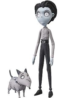 Amazon Com Disney Tim Burton Frankenweenie Elsa Van Helsing Plush Doll 22 Inches Tall Toys Games
