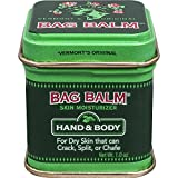 Bag Balm Protective Ointment by Dairy Association - 1 oz, Pack of 3