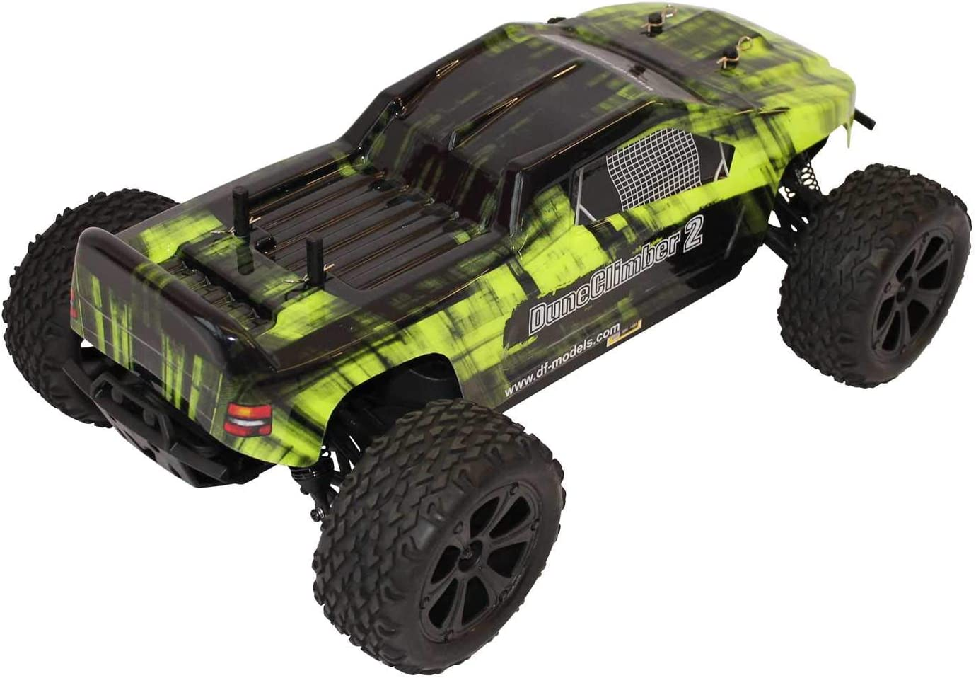 Brushed DF Models 3062 RTR Dune Climber 2
