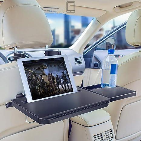 Dogggy Klappcomputer Tisch Auto Lenkrad Sitz Kopfstütze Multifunktionsablage Zum Schreiben Laptop Küche Haushalt