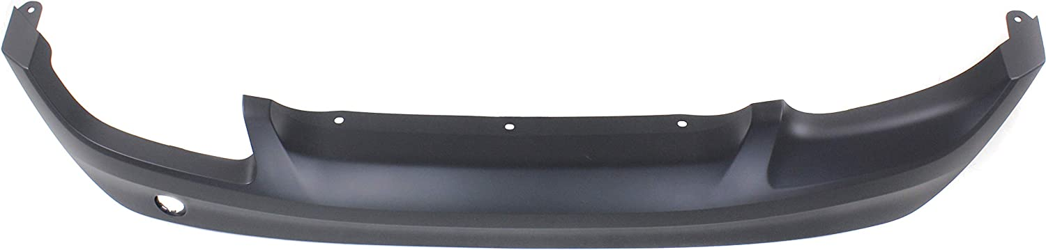 Rear Skid Plate Compatible with Hyundai Tucson 2016-2018 Primed CAPA