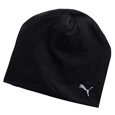 Puma Golf Mens Axis Beanie Hat - Black - One Size  Amazon.co.uk ... 632535c9d