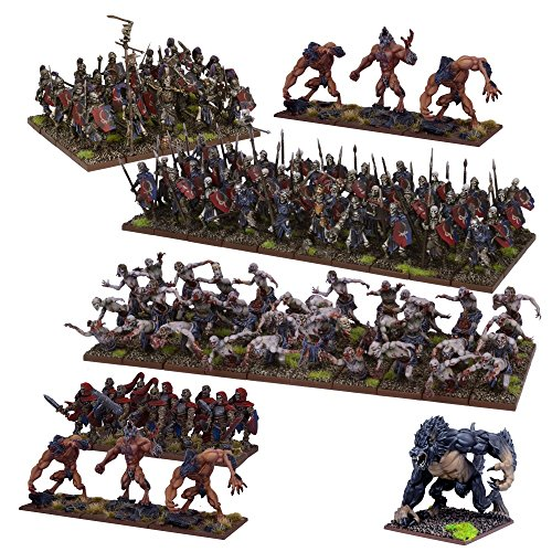 (Kings of War UNDEAD MEGA ARMY)