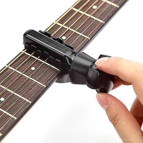 Guitarra Capo Multi-Function Tuner Accesorios Para Instrumentos ...