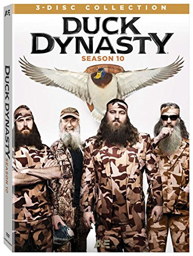 (Duck Dynasty - Season 10 [DVD])