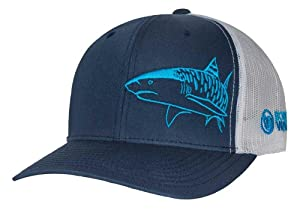 Tiger Shark Hat: Scuba Diving Trucker Cap: Freediving