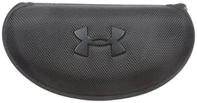 Amazon.com: Under Armour anteojos de sol funda rígida, negro ...