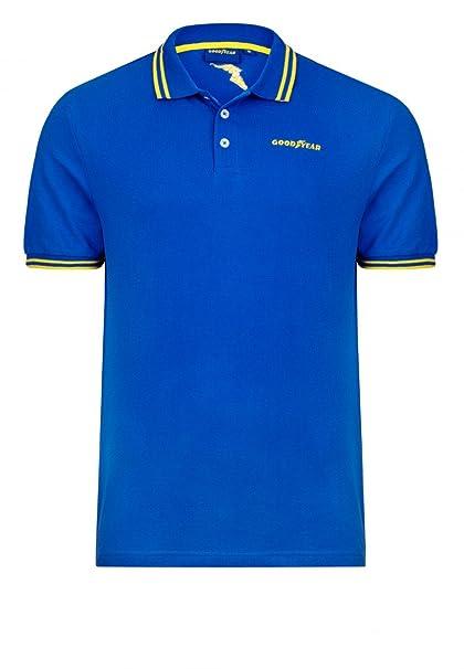 Goodyear Fashion Hombre Goodyear Polo: Amazon.es: Ropa y accesorios