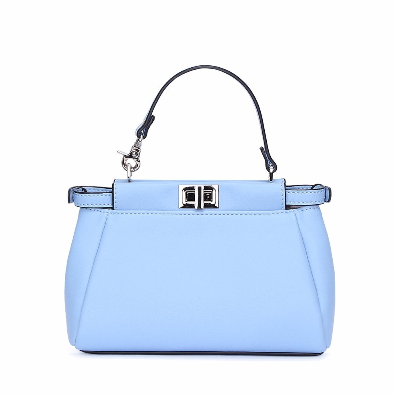 Toping Fine Bag Ladies Brand Mini Bags 2016 Mini Peekaboo Micro Bags Handbags Women Famous Brands Women Bag Chic