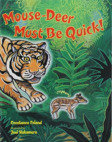 Mouse-Deer Must Be Quick! (Rise and Shine)