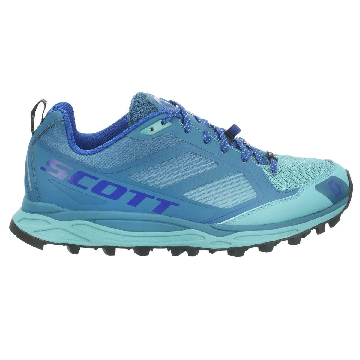 reputable site 26266 5e0fc Scott Kinabalu Supertrac Women/Blue/Green/UK 6.5: Amazon.co ...