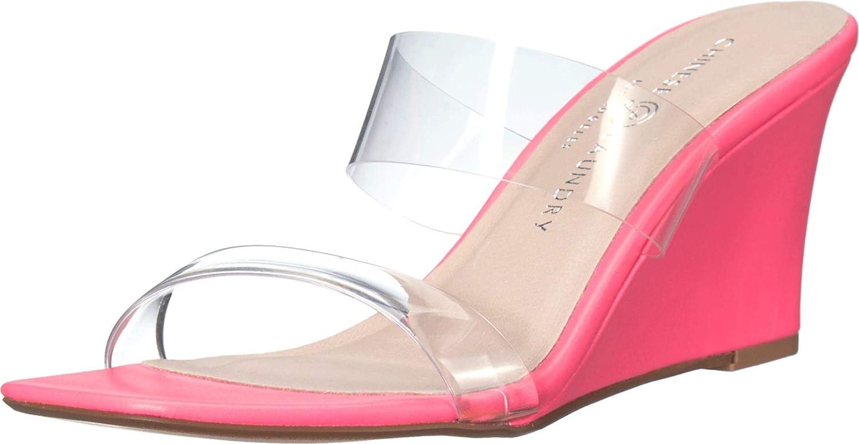 Chinese Laundry Women's Tann Wedge Sandal